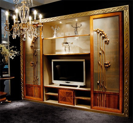 Cabinet Liberty from the Italian manufacturer Medea